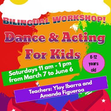 Bilingual Workshop for Kids