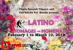 Latino Homages
